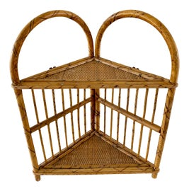 Image of Wicker Shelving