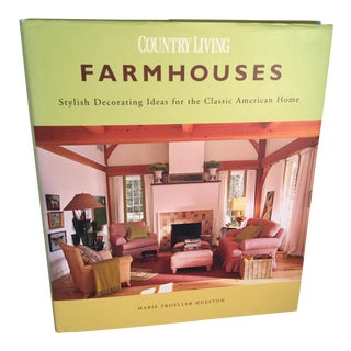 Country Living Farmhouses Book For Sale