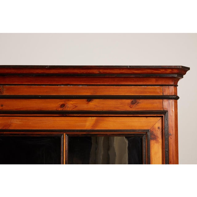 Mid 19th Century 19th C. English Pine Cabinet For Sale - Image 5 of 6