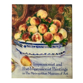 Impressionist Paintings-Metropolitan Museum Art Book-Abrams