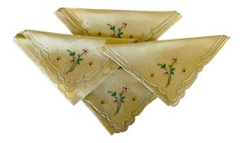 Image of Shabby Chic Cocktail Napkins