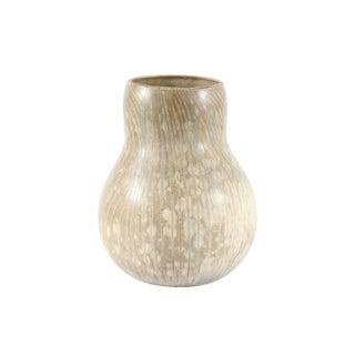 Carl Harry Stålhane Rörstrand Sweden Pottery Vase For Sale