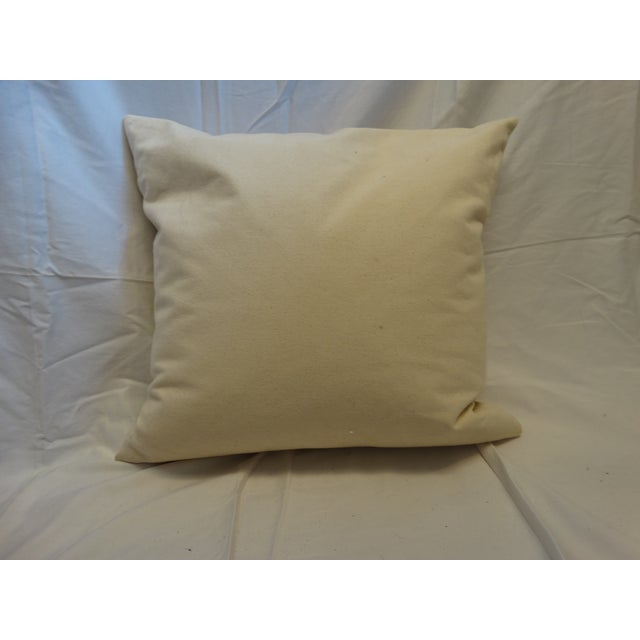 Antique Egyptian Appliqué Pillow - Image 3 of 3
