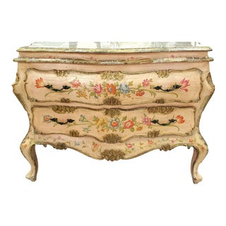 Venetian Rococo Commode Circa 1900 For Sale