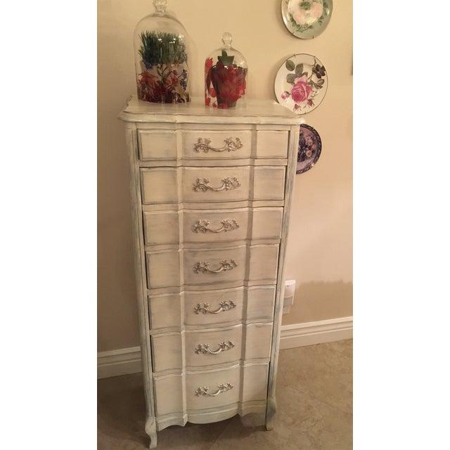 Vintage Restored French Dresser - Image 4 of 7