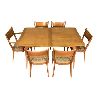 Heywood Wakefield Mid-Century Modern Dining Set For Sale