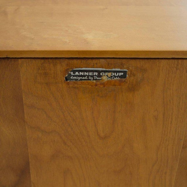 Paul McCobb Planner Group Bookcases - a Pair For Sale In Chicago - Image 6 of 6