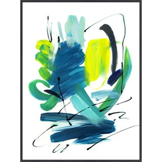 Kenneth Ludwig Print, Blurred Lines II For Sale
