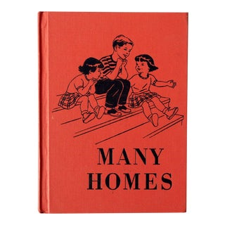 1950s Vintage Childrens School Book For Sale