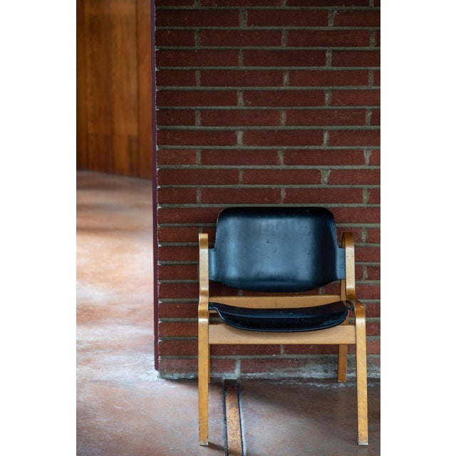 1950s Vintage Ilmari Tapiovaara 'Wilhelmina' Chair For Sale In Los Angeles - Image 6 of 10