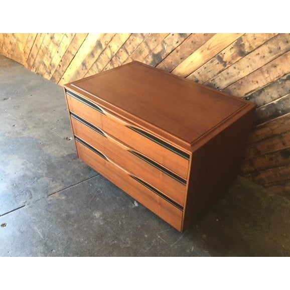 John Kapel for Glenn of California Mid-Century Dresser - Image 5 of 9
