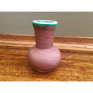 Vintage Nemadji Style Bud Vase Preview