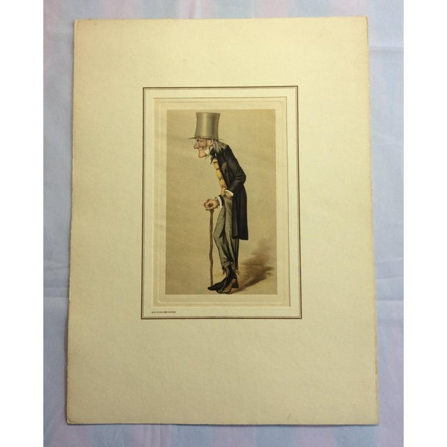 Printmaking Materials Vanity Fair Prints of Scientists for Petrolagar Laboratories - Set of 7 For Sale - Image 7 of 10
