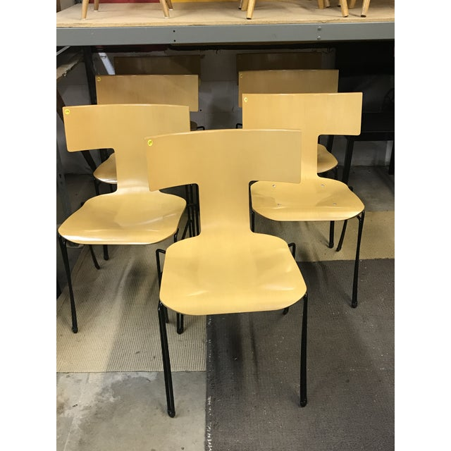 Donghia Vintage John Hutton for Donghia Anziano Dining Chair For Sale - Image 4 of 11
