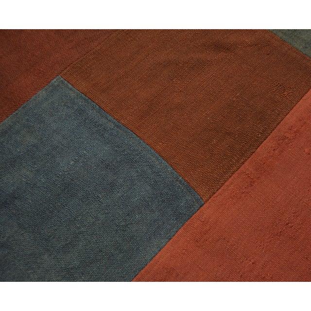 "Patchwork Turkish Rug/Textile - 2' 7"" x 12' 5"" - Image 2 of 2"