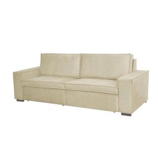 Modern Off White Voga Sofa For Sale