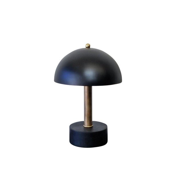 Metal SABIN Small Modern Desk Table Lamp For Sale - Image 7 of 7