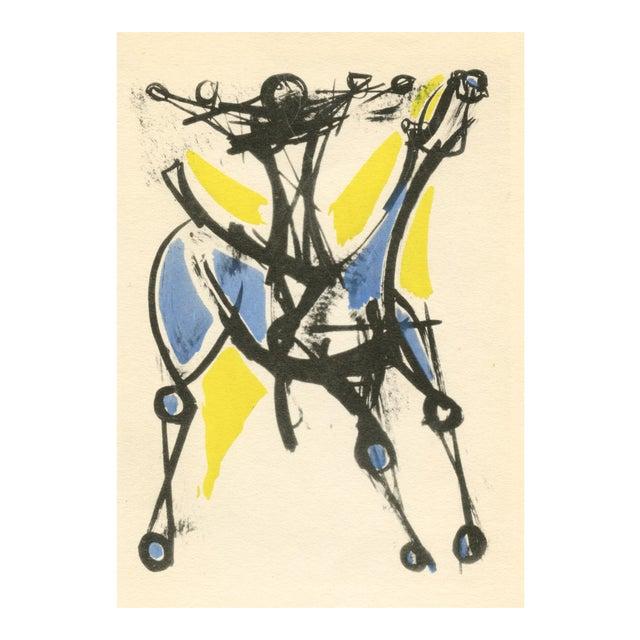 """Marino Marini """"Cavalier et Cheval"""" - Image 1 of 3"""