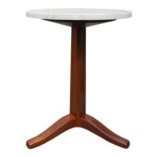 1950s Edward Wormley for Dunbar Gueridon Side Table For Sale