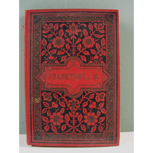 1896 Frankfurt, Germany Photo Book - Image 2 of 4