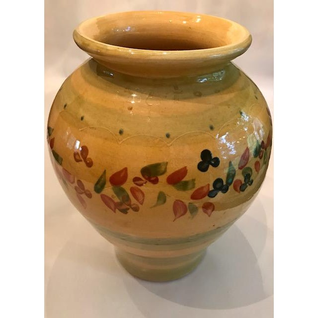 Rustic Handmade French Pot Vase - Image 2 of 8