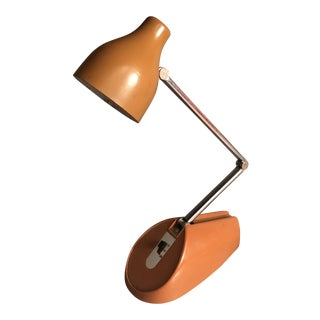Mid-Century Articulate Adjustable Desk Lamp For Sale