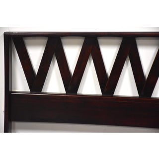 Paul Frankl for Johnson Furniture Full Headboard Mid Century Modern Preview