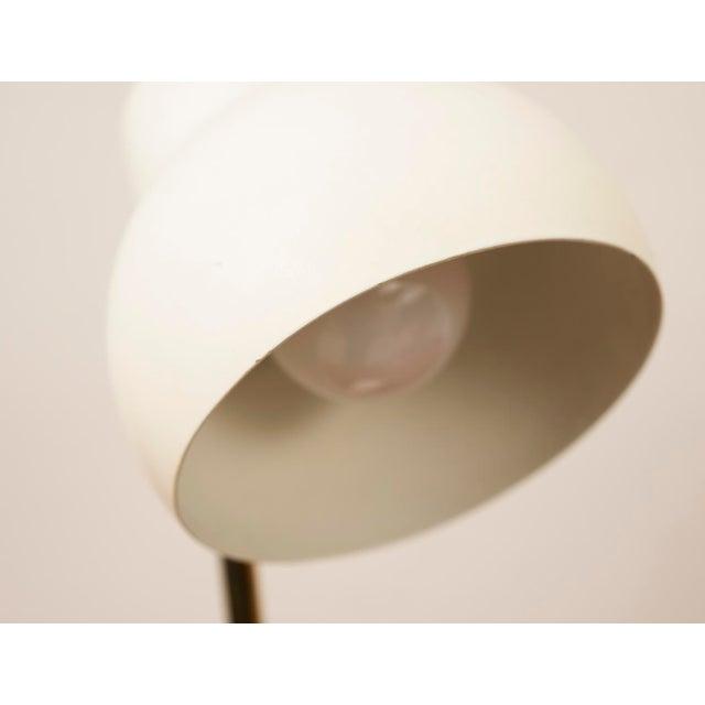 Mid-Century Modern 1950s Original Vilhelm Lauritzen for Louis Poulsen Table Lamp For Sale - Image 3 of 10
