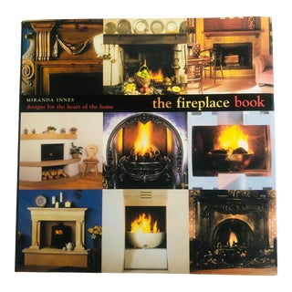 """2000 """"The Fireplace Book"""" First Edition Design Book For Sale"""