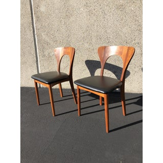 """Mid Century """"Peter"""" Chairs by Koefoed Hornslet- A Pair Preview"""