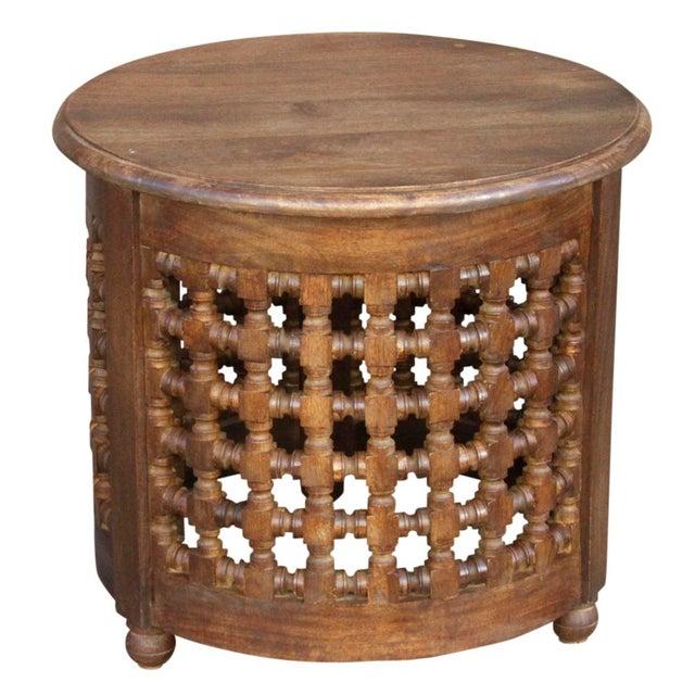 Moorish Mousharabi End Table - Image 4 of 4