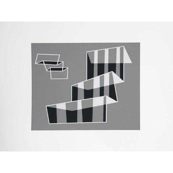 "Josef Albers ""Portfolio 2, Folder 1, Image 1"" Print For Sale"