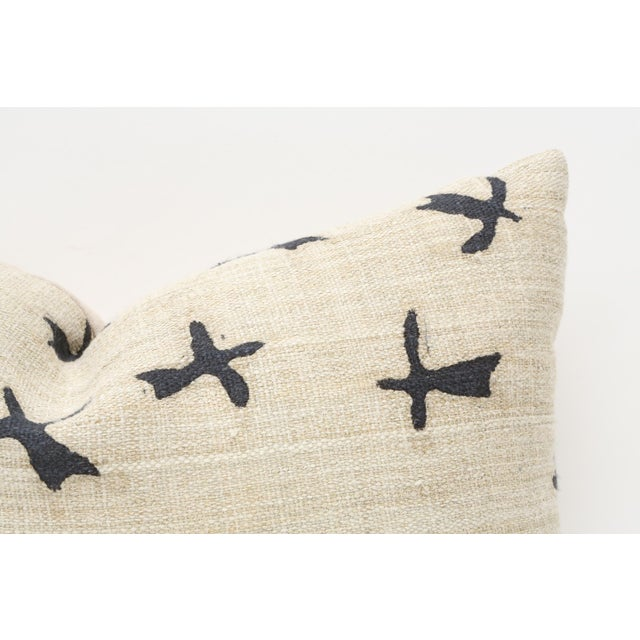 A handwoven, one-of-a-kind, Authentic Hmong hemp pillow. These textiles are hand woven and hand block painted. These...
