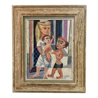 Howard Mandel '53 American Cubism