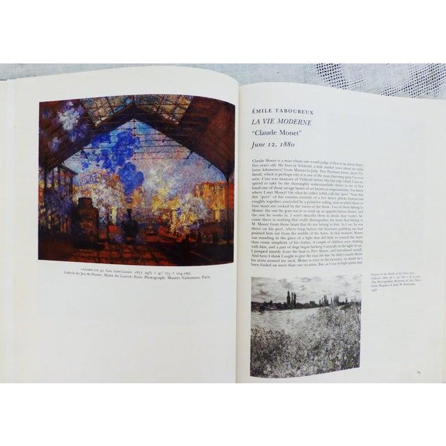Vintage 'Monet, a Retrospective' Hardcover - Image 3 of 11