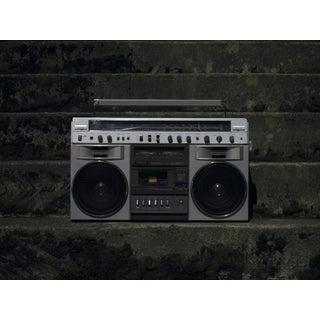 """Boom Box"" Contemporary Still Life Photographic Color Print For Sale"