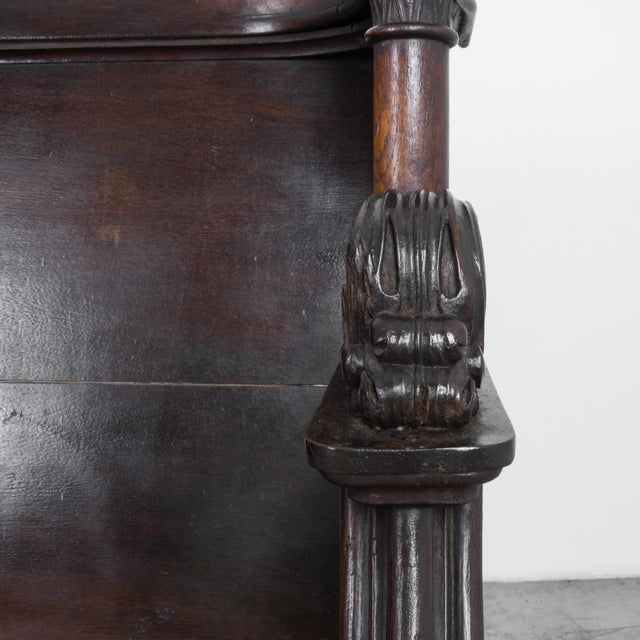 19th Century French Choir Stalls - a Pair For Sale - Image 9 of 13