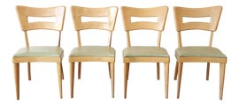 Image of Minimalist Dining Chairs