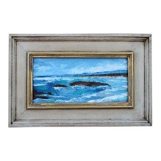 Ten Mile Beach Contemporary Plein Air Painting For Sale