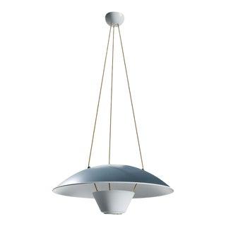 Michel Mortier M4 Suspension Lamp in Dark Gray for Disderot For Sale