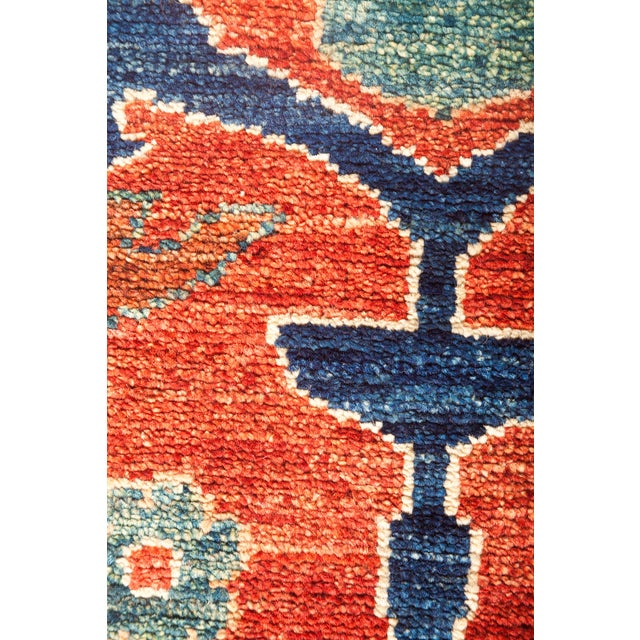 "Serapi Hand Knotted Area Rug - 8' 2"" X 10' 2"" - Image 3 of 4"