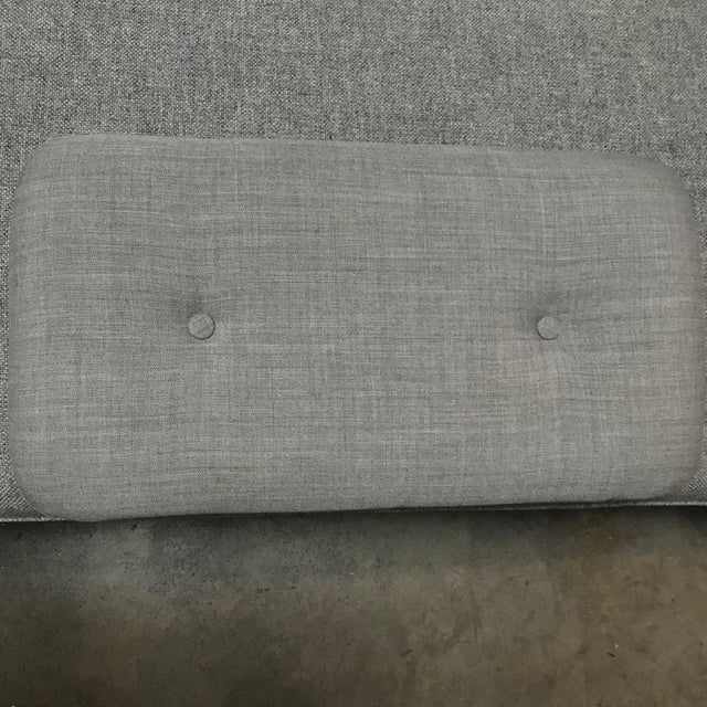 Fabric Modern Jaime Hayon for Fritz Hansen 'Favn' Sofa For Sale - Image 7 of 10
