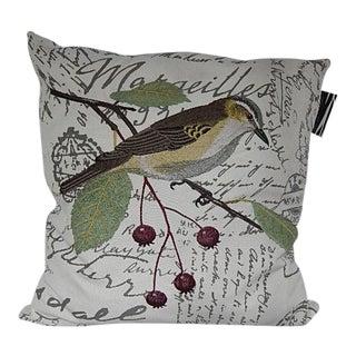 African Bird Pillow