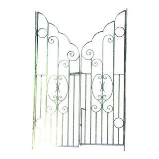 Iron Garden Gate Set
