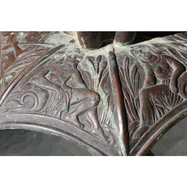 Mythological Umbrella Stand For Sale - Image 4 of 9