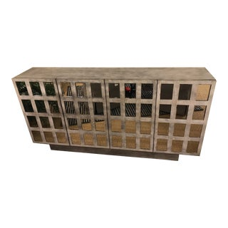 Middleton Mirrored Sideboard For Sale