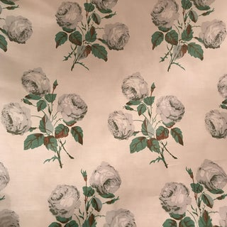 Cotton Chintz Bowood Colefax & Fowler Fabric