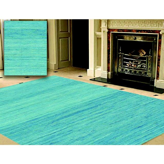 Pasargad Modern Sari Silk Area Rug - 6' X 9' - Image 2 of 3