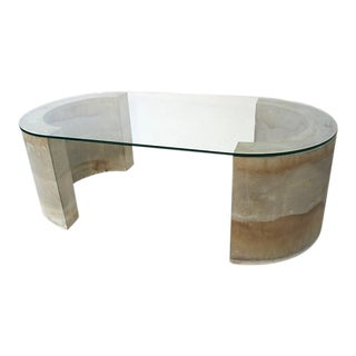 Avanti Coffee Table by Fluxco Design For Sale