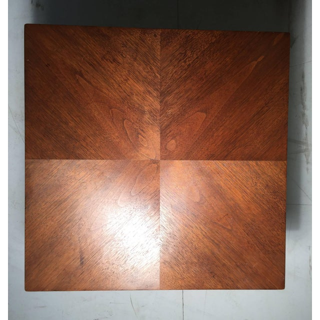 Rare Pair of Arne Vodder End Tables For Sale In Chicago - Image 6 of 8
